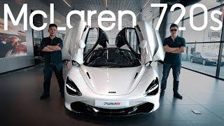 เจาะลึก aerodynamic ที่น่าสนใจของ McLaren 720s