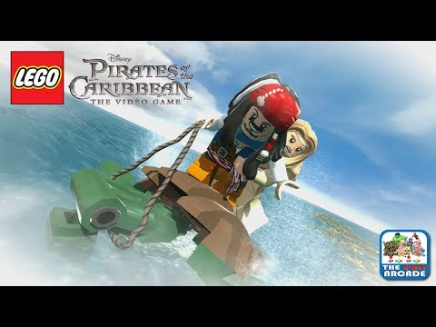 Lego Pirates of the Caribbean - Stranded on Smuggler's Den (Xbox One/360 Gameplay)
