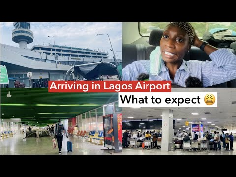 """LAGOS International Airport MM NEW ARRIVAL Protocol 