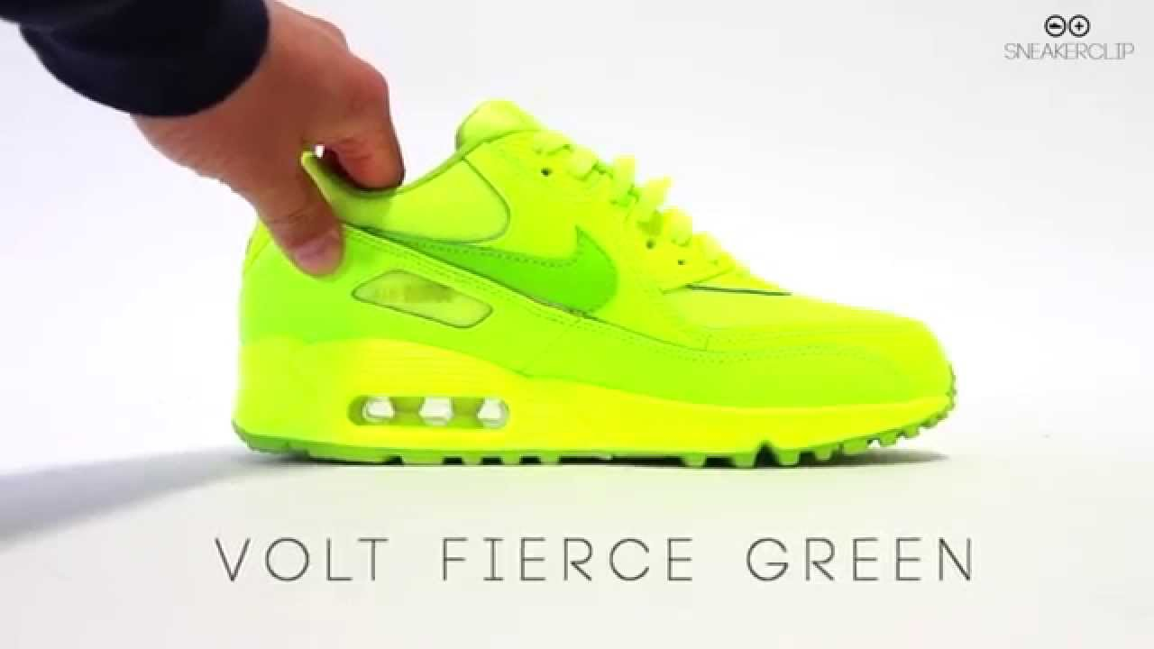 faaf665ddd7 NIKE AIR MAX 90 (GS) - Schuhdealer Sneakerclip - YouTube