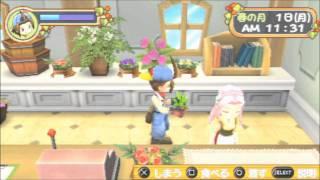 牧場物語 シュガー村とみんなの願い プレイ動画2