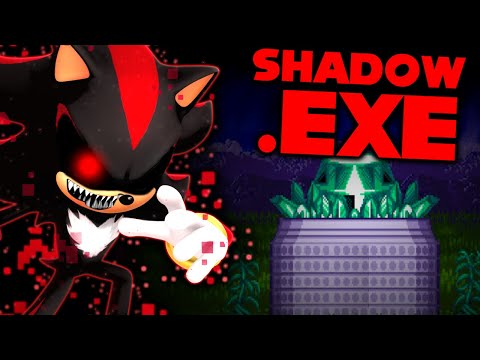 SHADOW.EXE - OW THE EDGE! [Short Sonic Horror Game] + Five Nights At The Shrine By DevyJolt