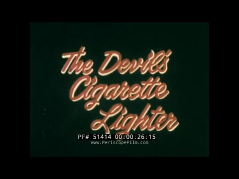 "OIL WELL FIRE FIGHTER RED ADAIR  PROMOTIONAL FILM  ""DEVIL"
