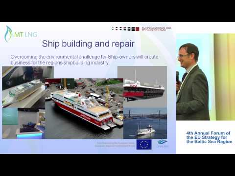 EUSBSR 4th Annual Forum - Can Clean & Safe Baltic Shipping Make Money? - Part 5 - Andrius Sutnikas