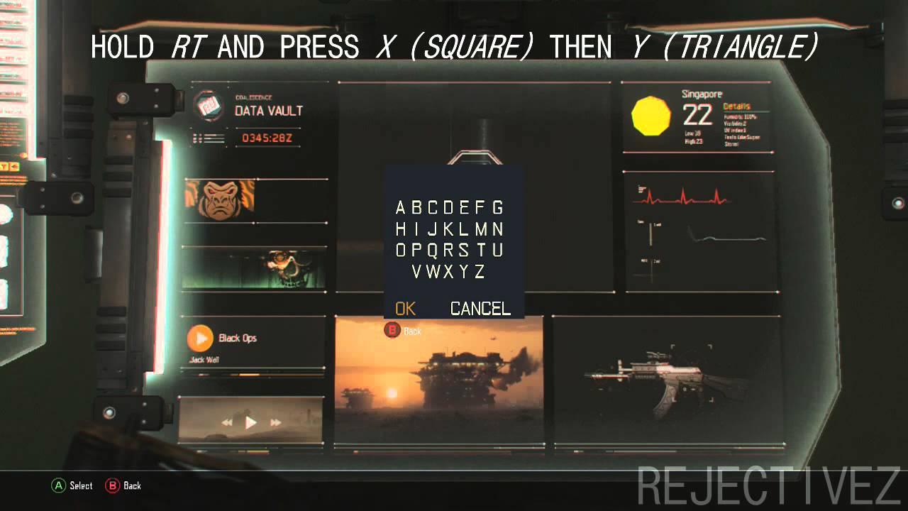 Call of duty, black ops iii (cheat menu & codes) youtube.