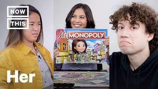 Feminist Ms. Monopoly Reviewed in Board Game Playthrough | NowThis