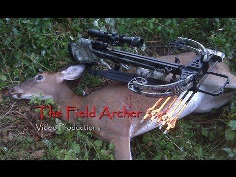 NJ Crossbow Deer Hunt Fall Bow