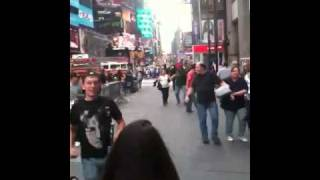 Car Bomb in Times Square New York- Live AS IT HAPPENED!!!