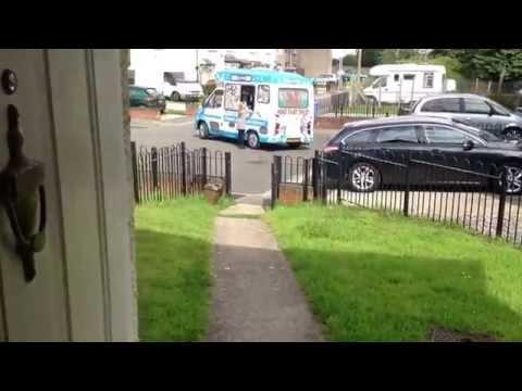 Super Mario Ice Cream Van