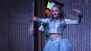 Студенческая весна ИГЭУ 2017. Театр костюма. Алиса в стране чудес