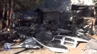 Aseguran autopartes robadas de deshuesadero en Tlahuelilpan
