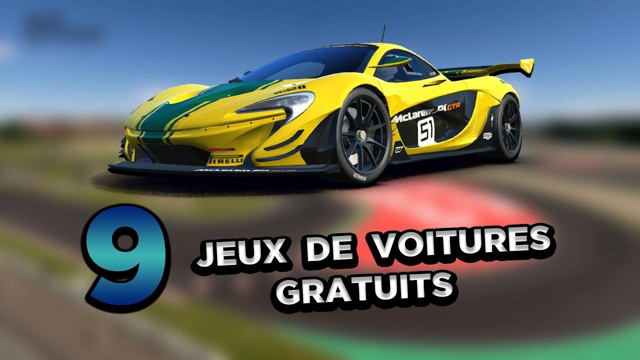 Download 9 jeux de voitures gratuits (PC, XboxOne, Switch, IOS, Android)