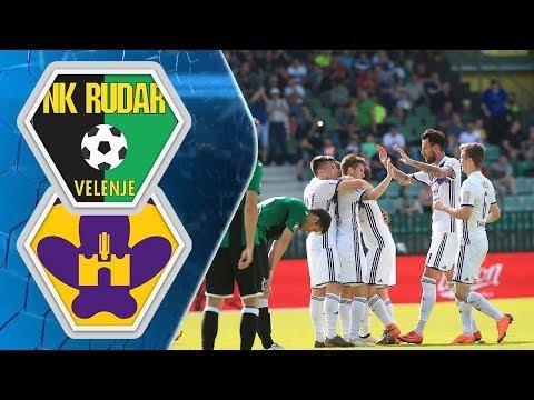 30. krog: Rudar - Maribor 1:3 ; Prva liga Telekom Slovenije 2017/2018