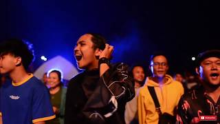 Lagu Sexy Anima 4 Black Ft Pupun Kapten Live at GOR Sahabudin Pangkal Pinang Bangka
