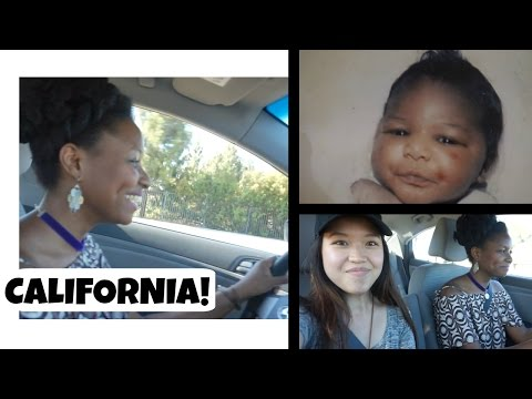 California! I Got A Car! | Our Flight Was On The NEWS! || charlycheer