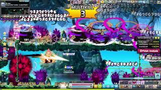 Maplestory - Shadower CLP1 Training [v.205 Meso Explosion Fix]