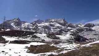 In Moto ... al Passo del Bernina (Berninapass) HD