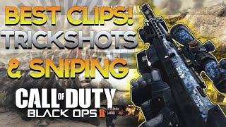 BEST COD Trickshots from Subs! BO2 & MW2 Trickshot Montage! (Call of Duty Montage)