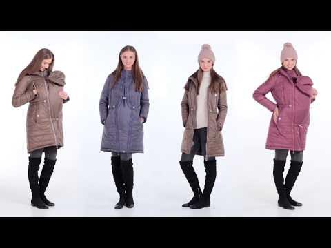 видео: Зимняя слингокуртка love & carry 3 в 1