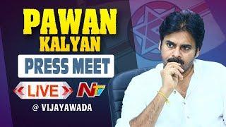 Pawan Kalyan Live    Janasenani Counter To CM YS Jagan    Vijayawada  Live
