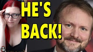Rian Johnson Is Back