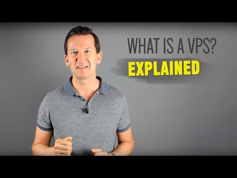 What is a VPS or Virtual Private Server?