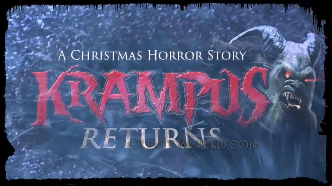 Christmas Horror Story Krampus.Krampus Christmas Horror Story Haunted House Creepyworld 2017