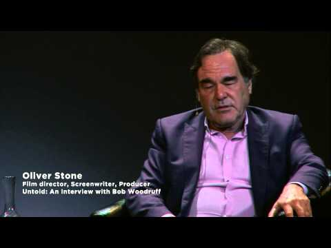 Oliver Stone: Untold  An  with Bob Woodruff