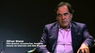 Oliver Stone: Untold - An Interview with Bob Woodruff