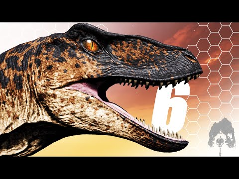 The Isle - Utah Utopia/Floodplains #2 (German Utahraptor Gameplay) DEV4