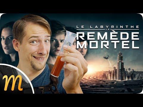 LE LABYRINTHE 3 - SORTONS VIVANT D'ICI !