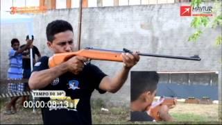 3º TORNEIO DE TIRO COM CARABINA DE PRESSÃO EM JACUNDÁ-PARÀ