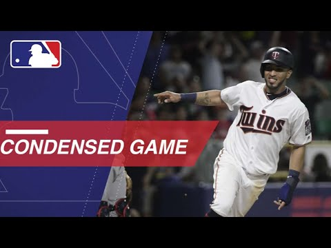 Condensed Game: CLE@MIN - 4/18/18