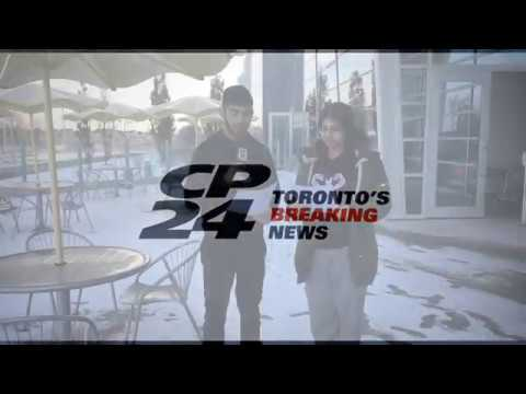 CP24 News Broadcast - Project Empowerment