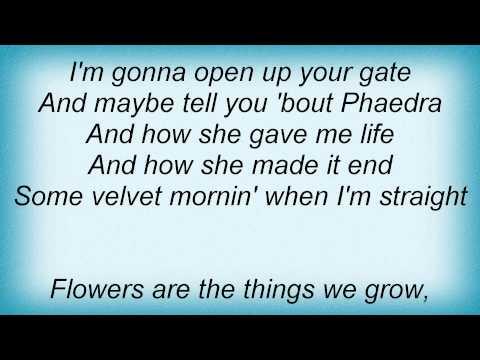 Ladytron - Some Velvet Morning Lyrics