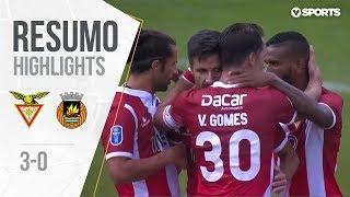 Highlights   Resumo: Aves 3-0 Rio Ave (Allianz Cup #2)