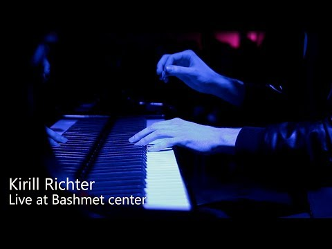 Kirill Richter -  Live at Bashmet center