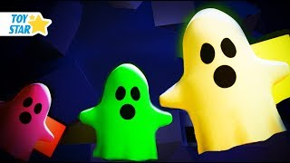 New 3D Cartoon For Kid ¦ Dolly And Friends ¦ Knock Knock, Trick Or Treat, Scared Baby Halloween #133