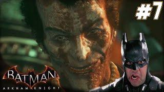 "Batman Arkham Knight Gameplay Walkthrough Part 7 - ""JOKER IN MY HEAD!!!"" 1080p HD PC"