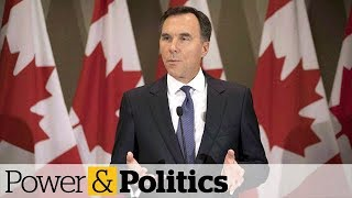 Has Canada lost its competitive edge to the U.S.? | Power & Politics