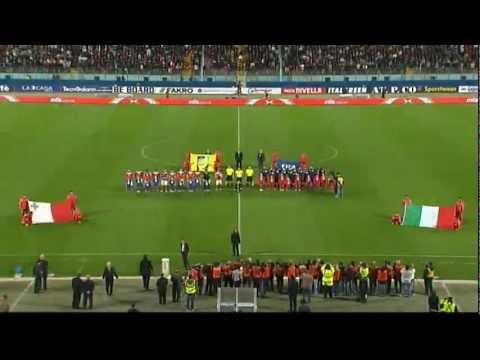Qualifiers 2014 Malta vs Italy 2013 03 26 Full Match