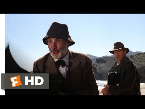 Indiana Jones and the Last Crusade (7/10) Movie CLIP - An Army of Birds (1989) HD