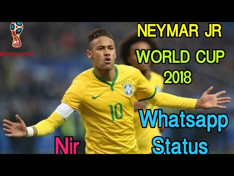 Neymar Jr world cup 2018 whatsapp status version | Njr | WC Russia 2018 | Skills
