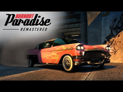 Burnout Paradise was ahead of its time, and the new remaster