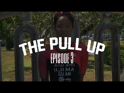 THE PULL UP: MANAMI IIJIMA