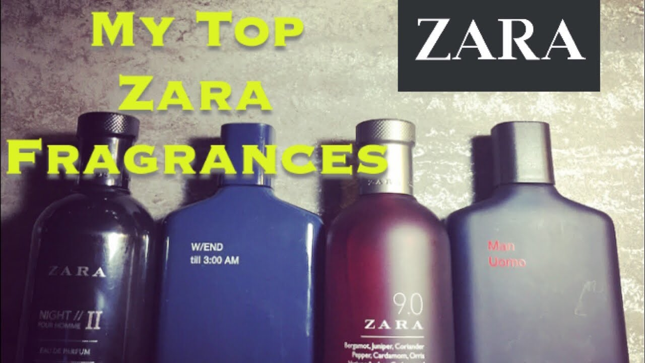 Fragrances Top For Men My Zara 2018 5Aj4LRc3q