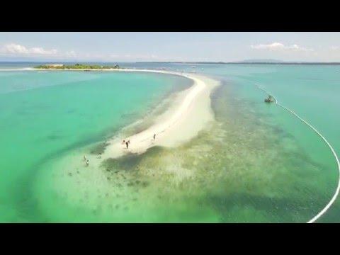 Isola di Francesco (Virgin Island), Panglao, Bohol - Phantom 3