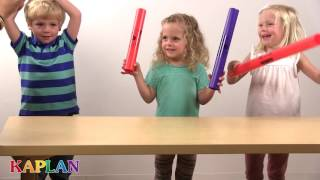 Boomwhackers Activity Kit | Kaplan Early Learning Company