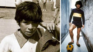 Before you lose hope, watch Diego Maradona's childhood story | Oh My Goal