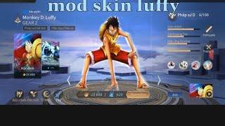 mod skin luffy gear 2 - mod skin liên quân mùa 14 , không lỗi mạng bất định